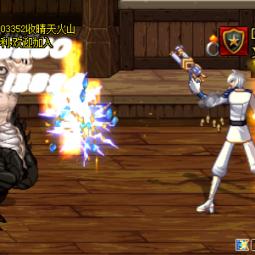 【巴恩】金色死左附带光圈 爆炸效果改十...