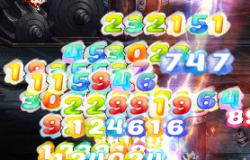 magicitems 伤害数字系列-第1弹...